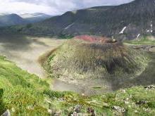 Долина потухших вулканов Бурятия