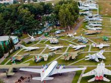 Музей авиационной техники - Боровая
