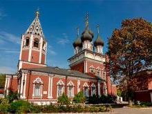 Ризоположенский храм на Донской Москва