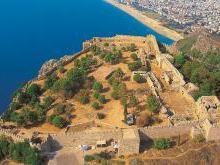 История строительства крепости в Алании