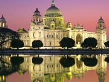 Мемориал Виктории Калькутта Индия