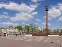 Трубная площадь Москва