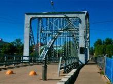 Мост Белелюбского в Боровичах