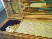 Мощи Святителя Антония Софийский собор Вологда