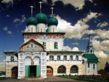 Воскресенский собор Тутаева