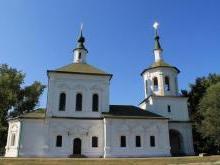 Старочеркасская Петропавловская церковь