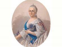 Императрица Екатерина II «золотой век» российской истории