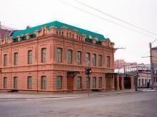 Исторический центр Красноярска