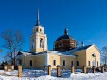 Церковь Димитрия Солунского Новое Семеновское