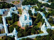 Смольный институт (Смольный монастырь) Санкт-Петербург