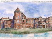 Гольшанский замок беларуси фото история описание легенды как доехать