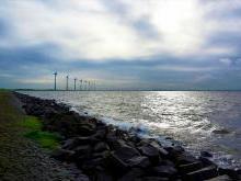Озеро ЭйсселмерНидерланды