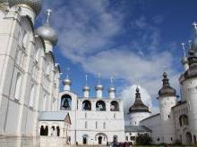 Успенский собор Ростова сегодня