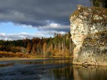 Природный парк Оленьи Ручьи Свердловская область