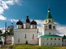 Современное состояние Троицкого собора Антониево-Сийского монастыря