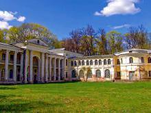 Жиловичский дворец Беларусь