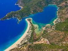 Олюдениз – Турецкое Мертвое море
