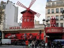 Театр Мулен-Руж в Париже