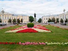 Площадь Ленина Тверь