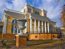 Дворцово-парковый ансамбль Румянцевых-Паскевичей в Гомеле