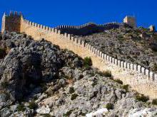 Крепость Клеопатры Аланийская крепость