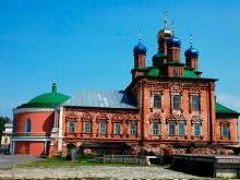 Спасо-Преображенский собор Усолье
