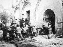 Немного о разграблении Святой Софии коммунистами