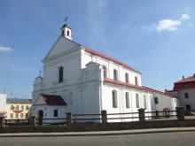 Костел Святого Михаила Архангела сегодня