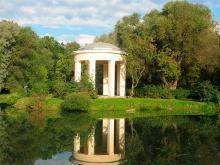 Парк Екатерингоф Санкт-петербург