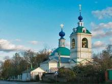 Храм Успения Пресвятой Богородицы в Жилино