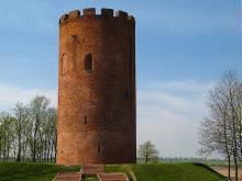 Каменецкая башня Беларусь история фото описание Каменецкой вежи или Белой вежи