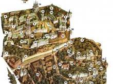 Киево - Печёрская лавра карта