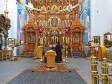 Свято-Троицкий собор внутри