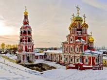 Рождественская церковь Новгород - Строгановская церковь