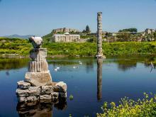 Как обнаружили храм Артемиды
