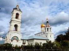 Храм Димитрия Солунского Дмитровское