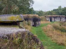 Форт V возведение и конструкция форта 5 Брестской крепости