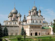 Архитектура Успенского собора в Ростове