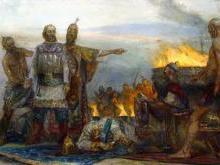 Михаил Черниговский - князь Михаил Всеволодович русский святой мученик