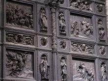 Северные двери Казанского собора
