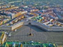 Дворцовая площадь Санкт-Петербург