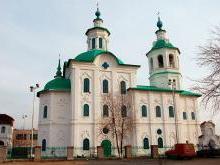 Богоявленский собор Ишим