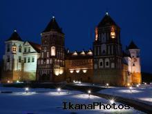 Мирский замок Беларусь фото история замково-паркового комплекса в Мире