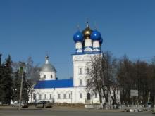 Собор Михаила Архангела Бронницы