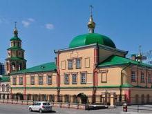Храм Святого Духа Казань