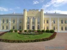 Расположение Кричевского дворца на карте Беларуси добраться самостоятельно