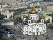 Этапы строительства Храма Христа Спасителя в Москве