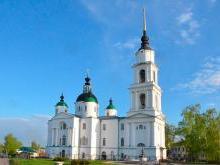 Троицкий собор Чаплыгин