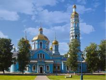 Уфа собор Рождества Богородицы