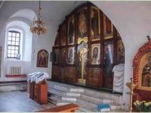 Интерьер Спасо-Преображенского собора Новокузнецка